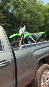Looking for plastics for 09-12 Kx250f