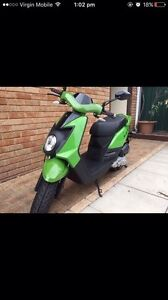 50cc Moped Ocean Reef Joondalup Area Preview
