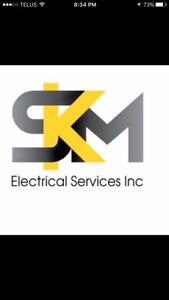SKM ELECTRICAL SERVICES FALL SPECIAL!!!