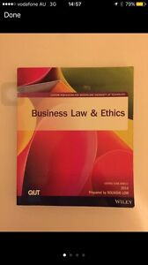 BSB111  business law and ethics Indooroopilly Brisbane South West Preview