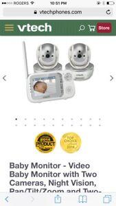 Baby monitor brand new