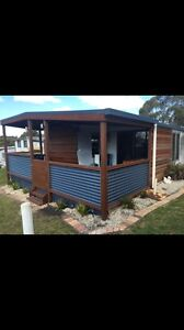 Fully Renovated onsite annual at Big 4 St Helens, toilet and shower St Leonards Launceston Area Preview