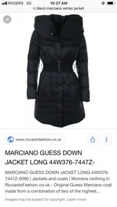 Guess Marciano winter jacket