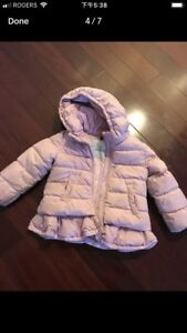 Moncler toodler girl down jacket&down pants for sale
