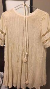 Aritzia Wilfred sonore dress size xxs