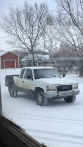 Looking for a transmission for a 1994 gmc
