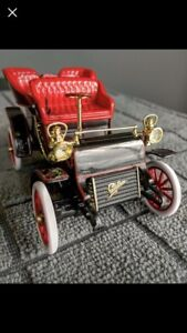 Die Cast Metal 1903 Cadillac Model A Runabout!  Brand New!!