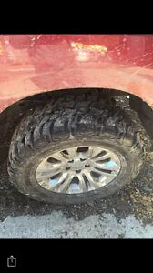 I got a set of 2015 limited 20 inch rims good condition