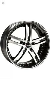 VERSUS WRAITH OR VERTINI FAIRLADY WHEELS COMMODORE Ambarvale Campbelltown Area Preview