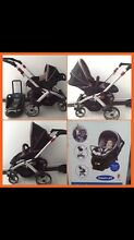 Steelcraft Stroller + Car Capsule Combo Biggera Waters Gold Coast City Preview