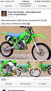 Wanted 2 stroke bikes kx, Cr, rm, yz, ktm Wollongong Wollongong Area Preview