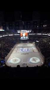 Winnipeg Jets vs Calgary Flames Sept 25, 2 tickets
