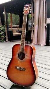 New Acoustic Guitar Package
