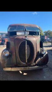 1939 Ford COE ALL Original.