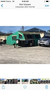 2005 delux cavalier off road camper Happy Valley Morphett Vale Area Preview