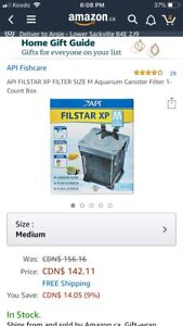 API Filstar XP Canister filter