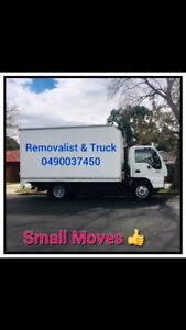 Removalist & Truck Small Moves Blacktown Parramatta & Hills areas