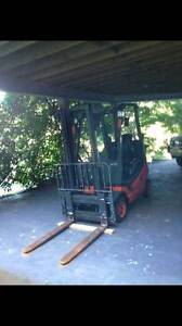 LINDE 1.6T DIESEL FORKLIFT - EXCELLENT CONDITION Avoca Pyrenees Area Preview