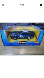 Burago 1/24 Die Cast Porsche 924 Turbo GR.2 Racing, Boss