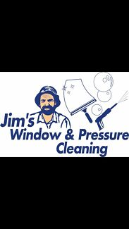 Jim's Window & Pressure Cleaning business For Sale