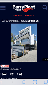 2 bed apartment for rent Mordialloc Kingston Area Preview