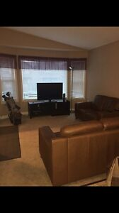Fully Furnished Upper House with 3 Bdrms