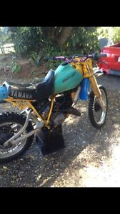 Motorbike,trail bike,Yamaha it or dt 250cc Alexandra Hills Redland Area Preview