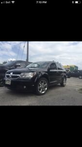 AWD DODGE Journey R/T with WARRANTY