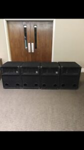 Electro-voice S181 single 18 inch subs