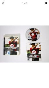 Tiger Woods 08 ps3