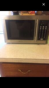 Microwave for sale perfect condition