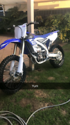 Yz250f  2017 Seville Grove Armadale Area Preview
