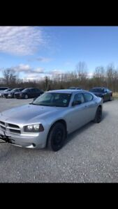 2007 Dodge Charger 3.5L AWD