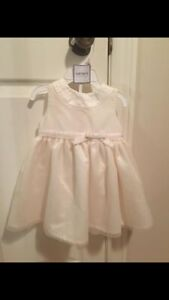 Baby girl Carters Osh Kosh dress - 9 months