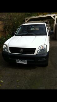 Holden rodeo ute turbo diesel 2005 Croydon Maroondah Area Preview