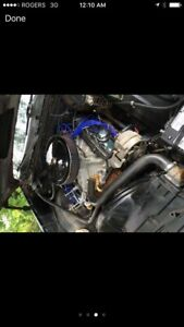 1973 455 olds and 400 turbo transmission for sale