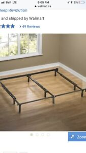 3 double bed frames like new