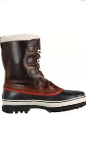 New Sorel  Caribou wool insulated winter bottles  boots -40c