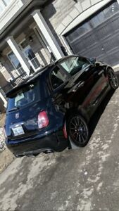 2015 FIAT ABARTH , MANUAL 5 SPEED