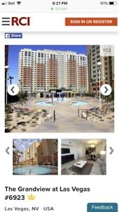 Las Vegas 1 bedroom condo for rent