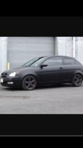 Body kit Hyundai Accent hatchback Mags 16pouces!!!
