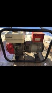 5.5 hp 1300 watt generator