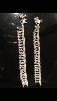 Used, Anklet Sliver For Baby Girl for sale  Pearland