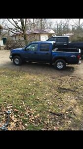 Looking for canyon or colorado parts truck