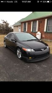 2008 Honda Civic Coupe With Mods