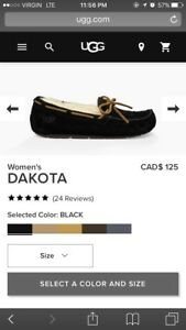 UGG MOCCASIN/SLIPPERS