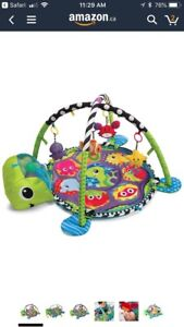 Infantino Grow-With-Me Ball Pit Activity Gym