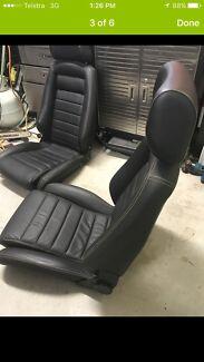 Porsche recaro seats