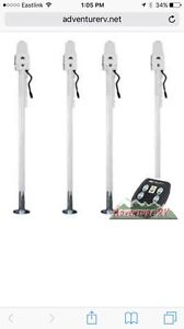 WANTED!! Set of electric truck camper jacks.