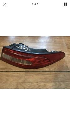 JAGUAR XF 3.0 V6 2007-2012 N/S PASSENGER REAR TAILGATE LIGHT Led Lights